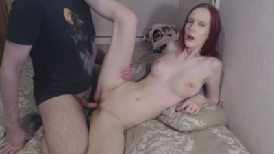 Teen with Big Tits Gets Fucked and Creampied