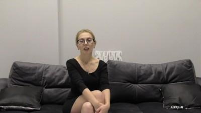 MILF Teacher at her first Porn Casting.