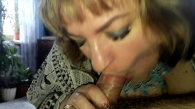 I FUCKED MY FRIEND'S MOM and CUM on FACE