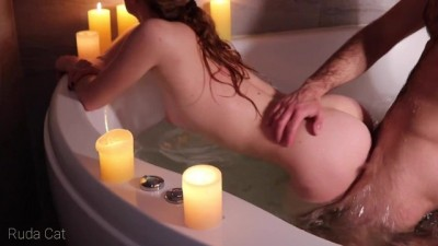 Fuck her Wet Tight Pussy in Hot Jacuzzi