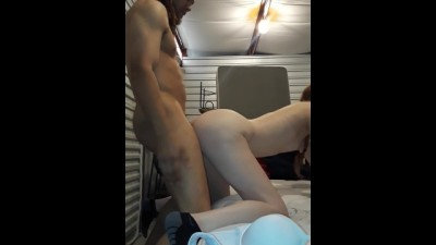 Teen ask for help Moving and Gets Fucked in Storage Unit