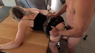 Double Penetration Orgasm Spasm