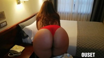 I Fuck Latina with Amazing Ass in Hotel in Mexico