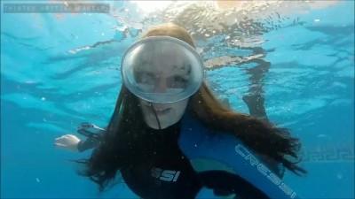 Wetsuit Snorkel Gear TEEN Underwater