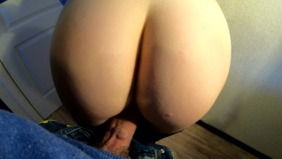 Cumming in my Panties POV