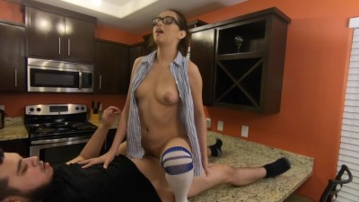 Kitchen Fuck by Lexi Aaane