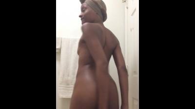 Lil bathroom naughty part 2