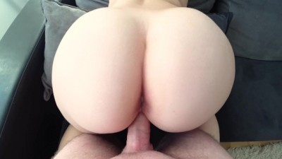 My stepbrother masturbates into my panties and fuck me
