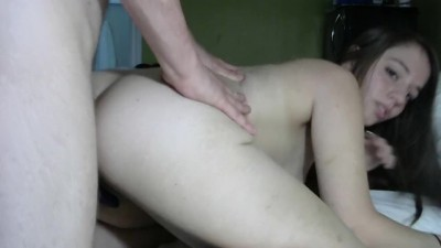 Cute Sexy Monica Gets Ass Fucked