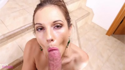 Taboo Caught Peeping Surprise MILF Mandy Flores