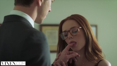 Ella Hughes Begs To Be Tied Up and Dominated