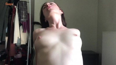 Watch me Riding his cock