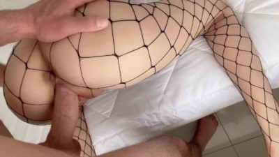 Her first Anal, Fucked her Tight Ass