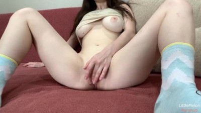 Afternoon Solo Pussy Play