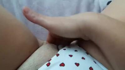 Loveli BBW MILF Touching Fat Pussy