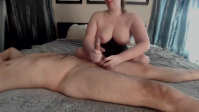 MILF gives sub a Chance to Cum
