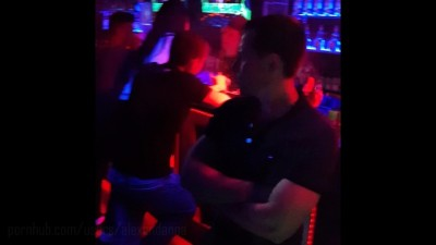 Hot Naughty Quickie in the Night Club